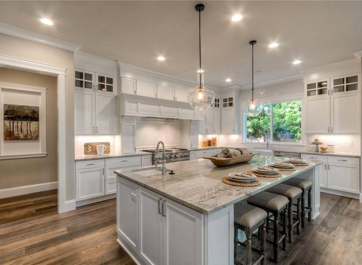 Plan 23746JD: Modern Craftsman House Plan With 2-Story ...