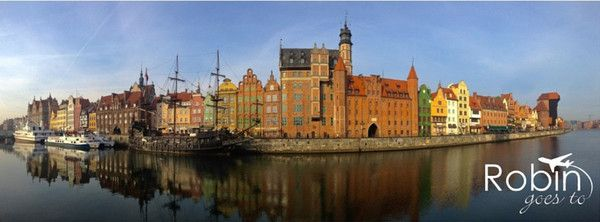 Poland- Gdansk- Seawall | RobinGoesTo $20 and up; depending on size and material
