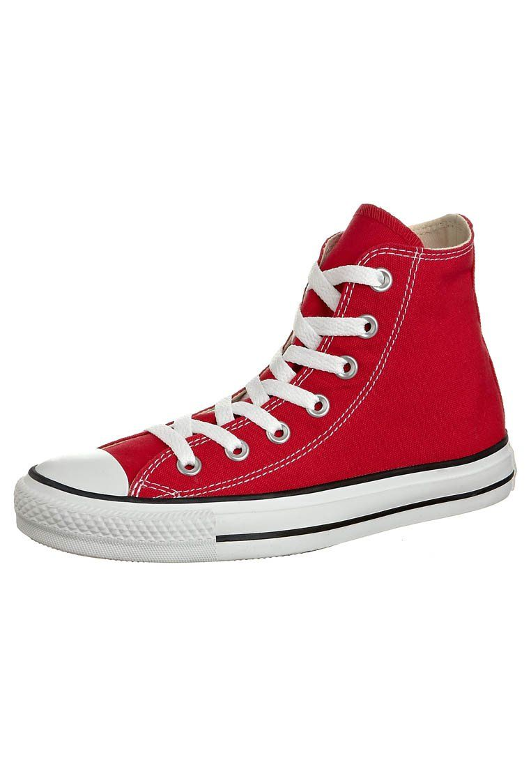 Converse - AS HI CAN - Sneakers hoog - rood | Sneaker ...