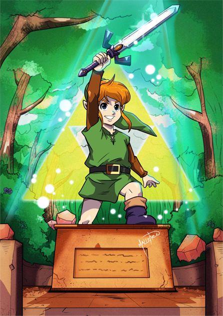 The Legend Of Zelda A Link To The Past Legend Of Zelda Zelda