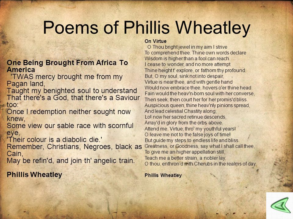 Image Result For Poems For Kids Written By Phillis Wheatley Kids Writing Phillis Wheatley Poems