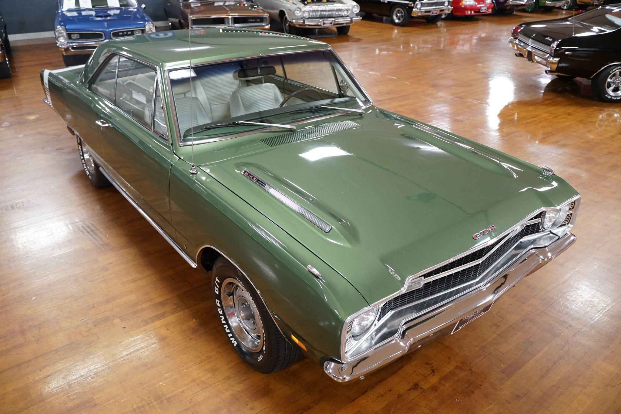 Used 1969 Dodge Dart For Sale In Daytona Beach Fl 32119 Hankster