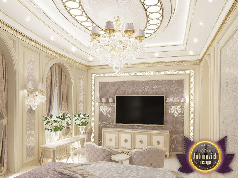 Villa Interior Design In Dubai Saudi Arabia Madina Monaowara Photo 38