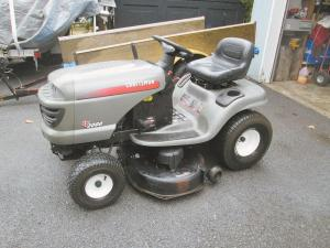 How To Convert A Lawn Tractor To Electric Lawn Tractor Tractors Electric Wheelchair