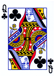 Queen Of Clubs Wikipedia The Free Encyclopedia Queen Of Hearts Card Playing Cards Playing Card Costume