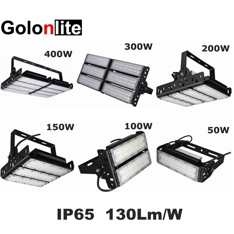 Led Proyector 250w 200w 300w 400w 100w Exterior Interior High Efficiency 130lm W China Manufacturer Ledproject Led Flood Lights High Bay Lighting Flood Lights
