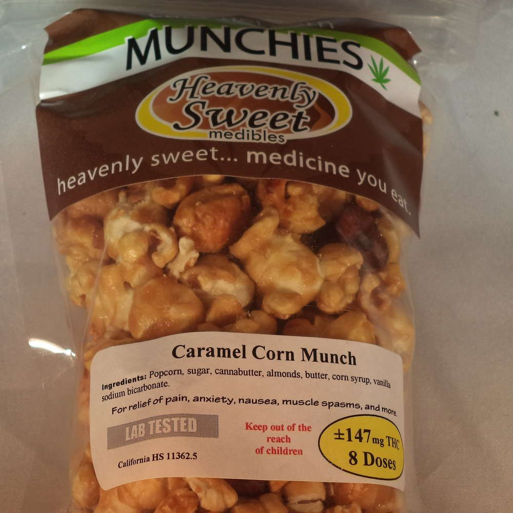 Heavenly Caramel Corn | Weed Dispensaries San Jose | Pinterest ...