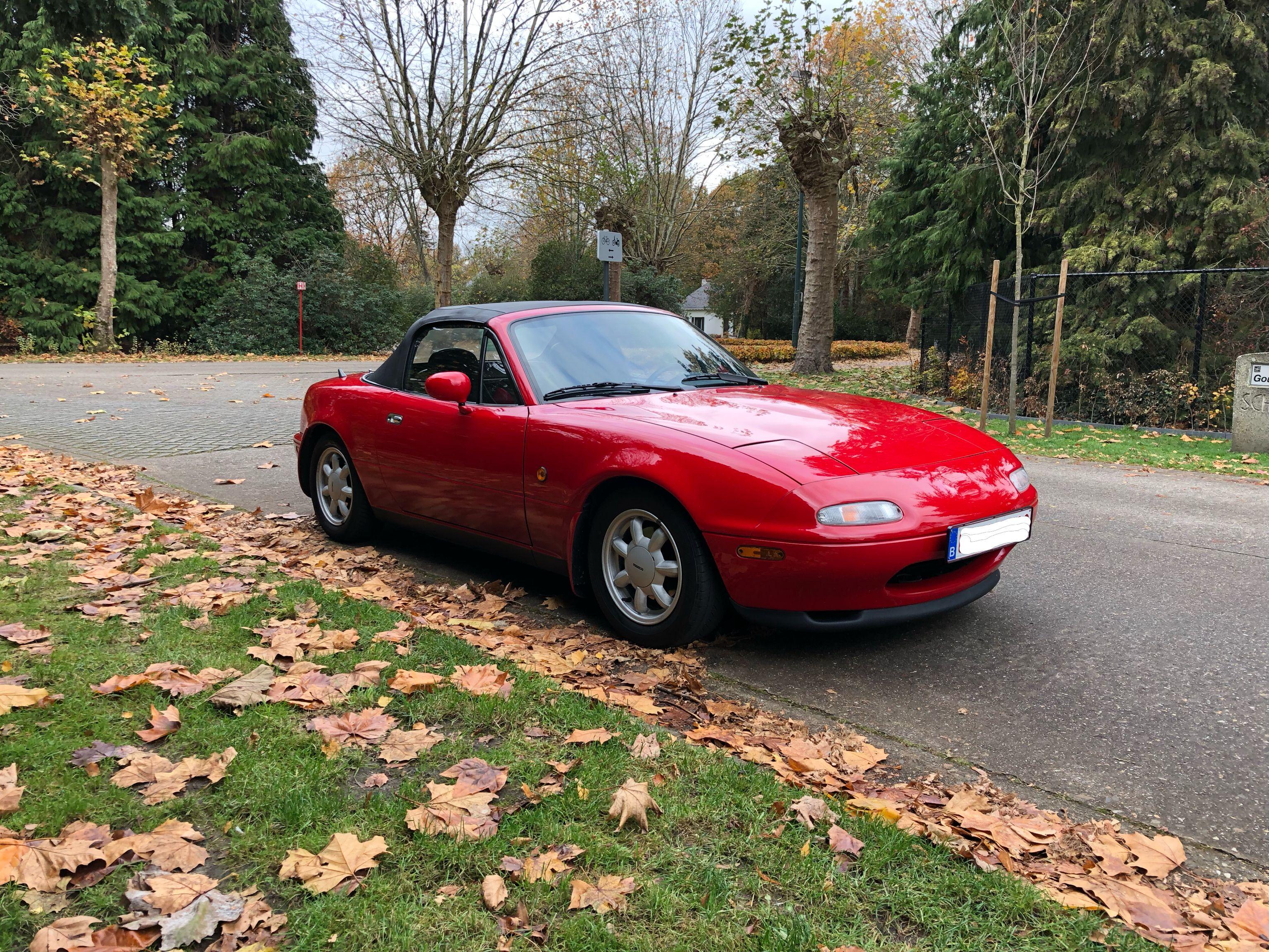 Mazda Mx 5 Na 1990 Mazda Mx5 Mazda Miata Mazda