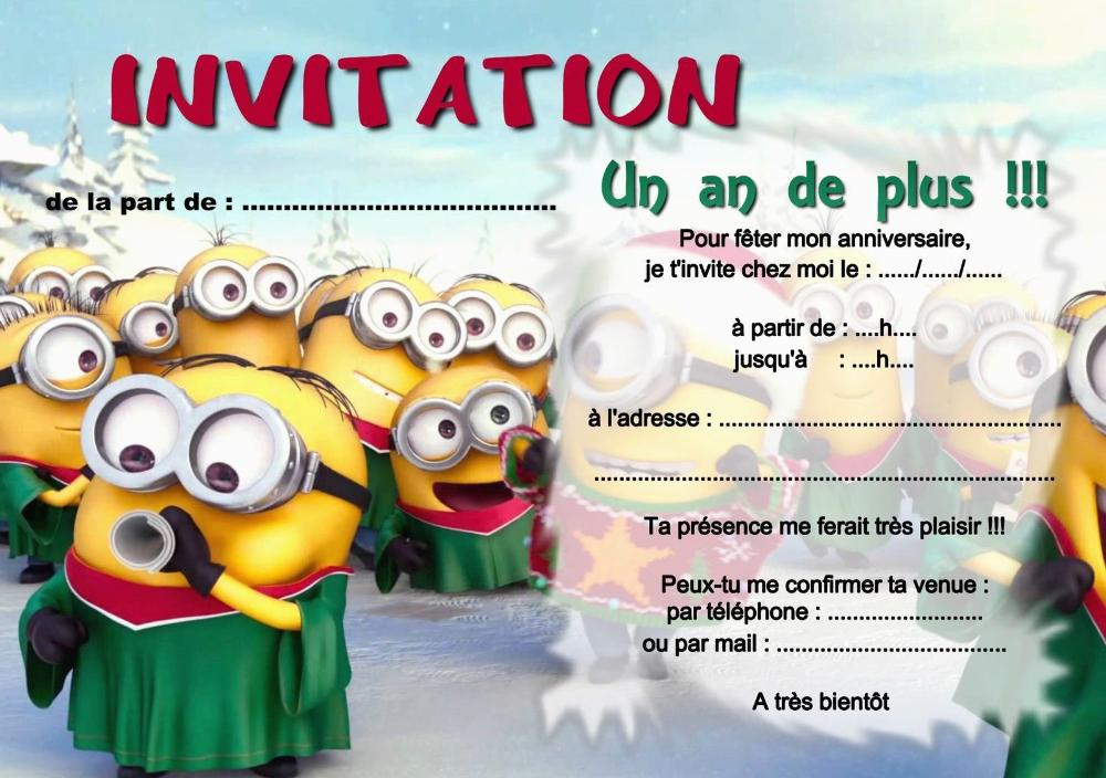 beautiful invitation anniversaire