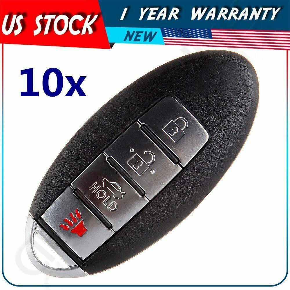 Advertisement Ebay 10 New Keyless Entry Remote Ignition Car Key