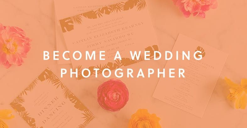 How To Become A Wedding Photographer #onlineclasses