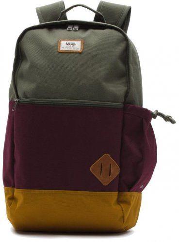 Рюкзак vans van doren ii ivy green купить фирменный рюкзак в минске