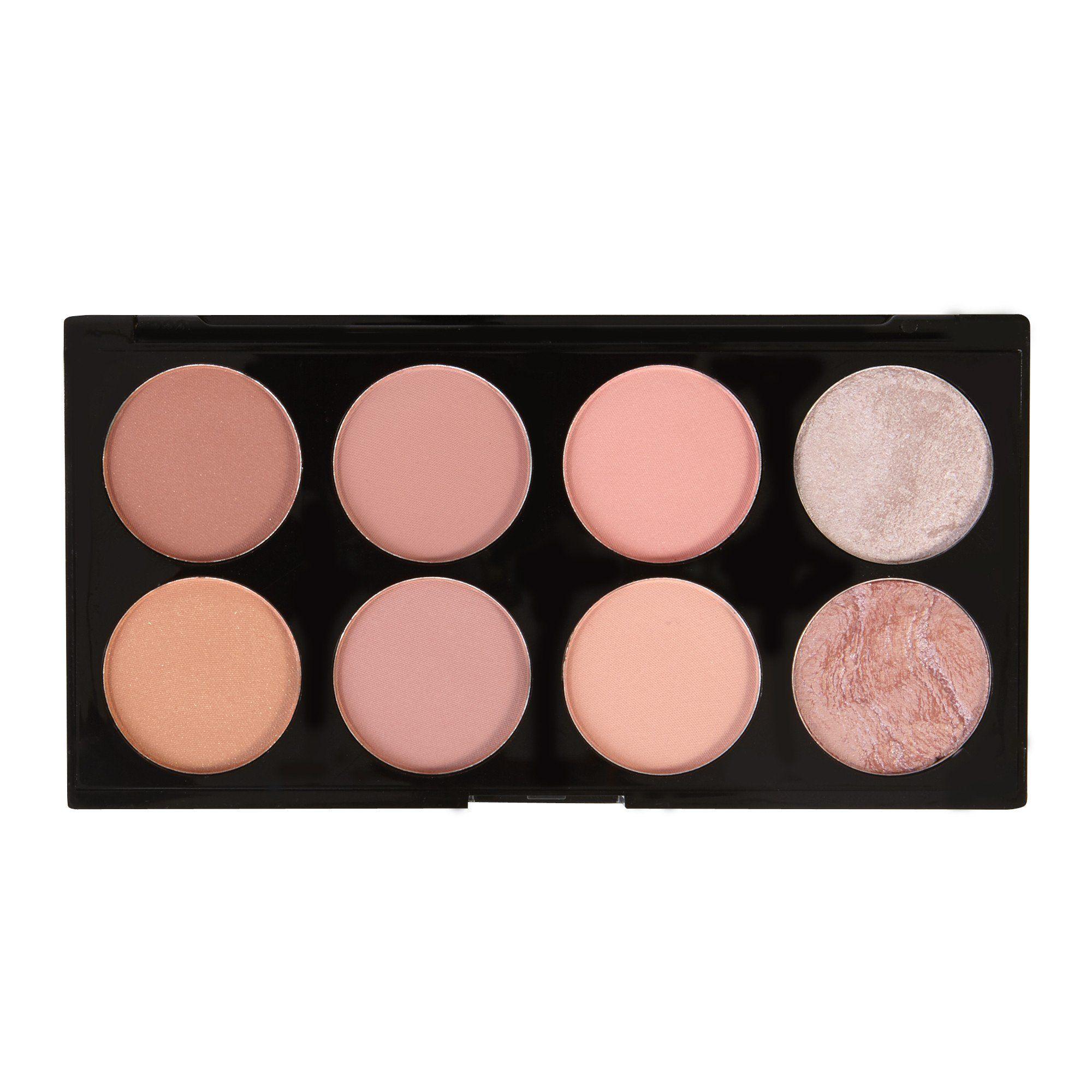 Makeup Revolution Blush Palette Hot Spice Blush
