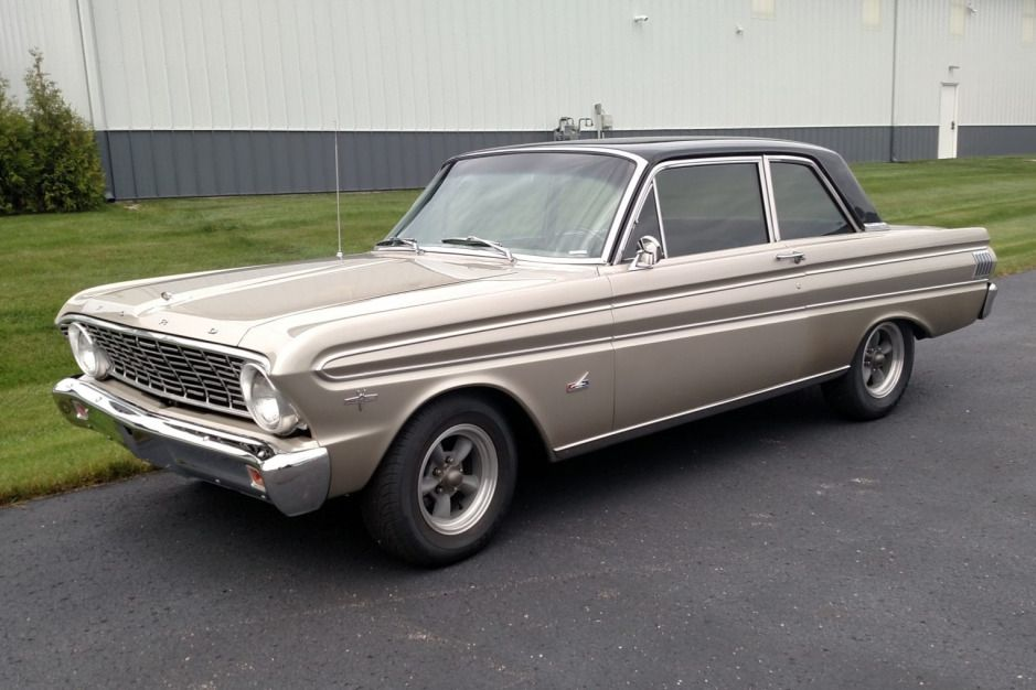 302 Powered 1964 Ford Falcon Futura 5 Speed In 2020 1964 Ford Falcon Ford Falcon 1964 Ford