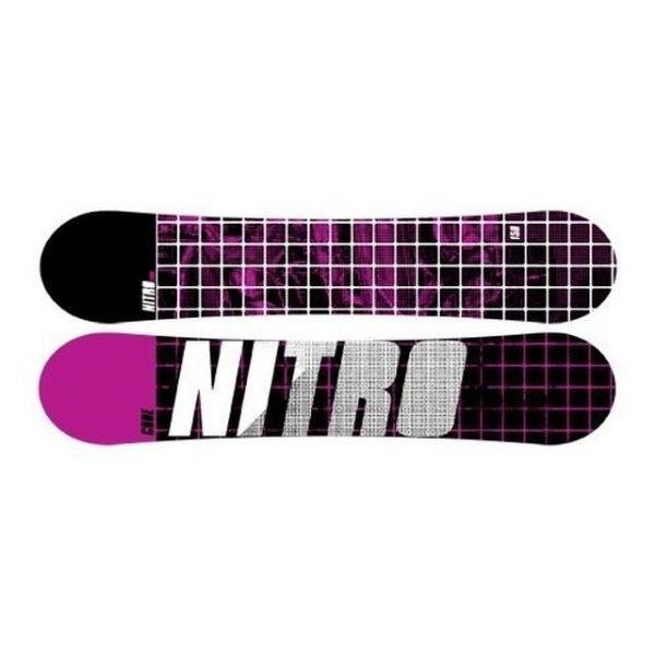 Nitro code zero snowboard