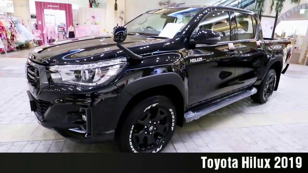 حراج سيارات تويوتا هايلكس 2019 للبيع في السعودية موقع سيارة
