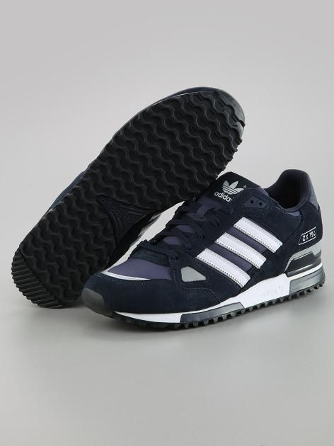 new product 6fdad 05085 Adidas ZX 750 Night Navy White Dark Navy  Adidas  Sneaker  Sneakers  ZX750