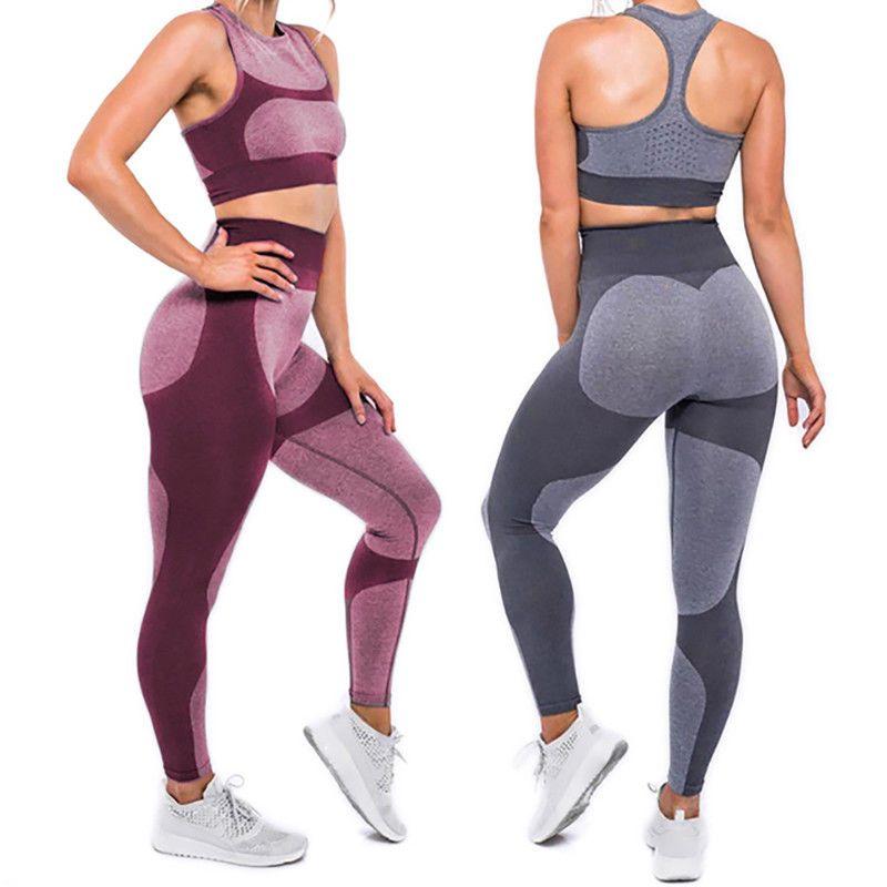 b381930c0a $6.83 - Womens Workout Leggings Yoga Gym Jogging Slim Fit Sports Training Pants  Trousers #ebay #Fashion