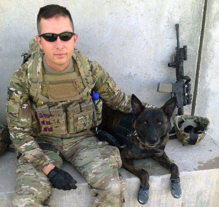 U.S. Air Force Staff Sgt. Robert Wilson, 366th SFS military ...