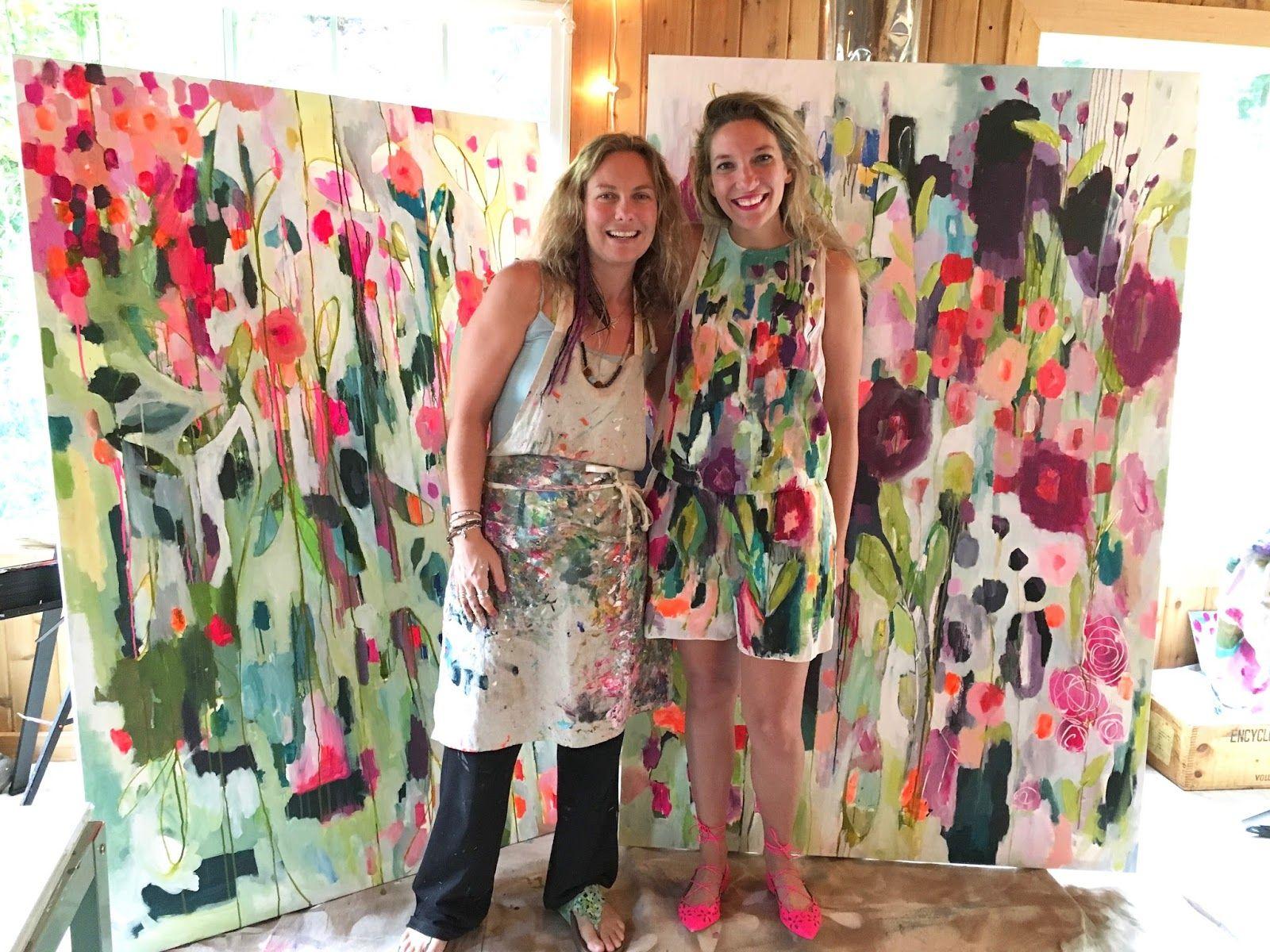 Artfully Awear With Carrie Schmitt Artwork Carrie Schmitt