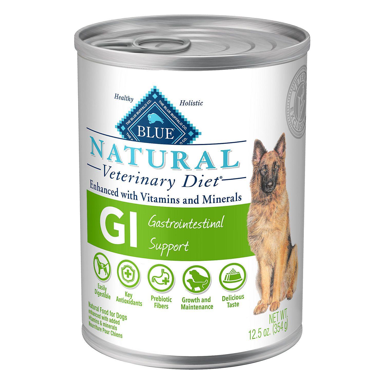 Blue Buffalo Blue Natural Veterinary Diet Gi Gastrointestinal