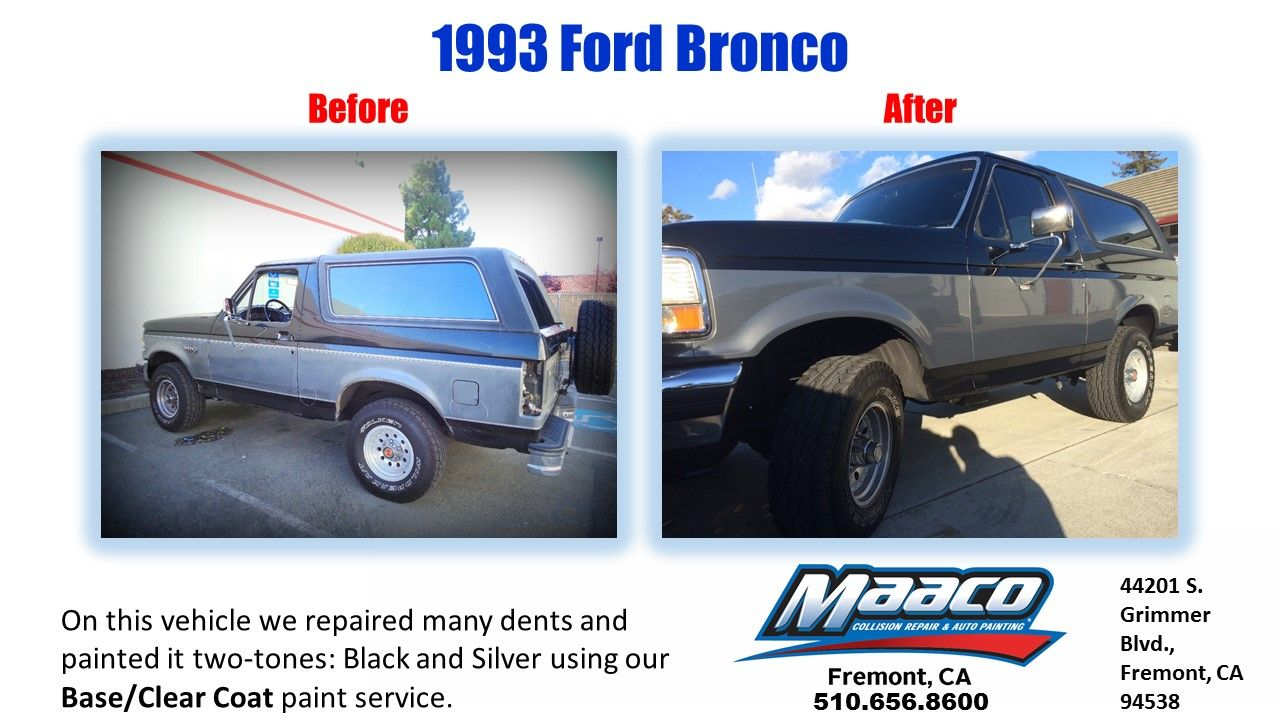 #Ford #Bronco #FordBronco #MAACOVER #MaacoFremont #AutoPaint #CollisionRepair #Maaco #cars #car #vehicle #vehicles #PaintRecondition #CarPaint #PaintJob #BodyRepair #Recondition #Fremont #uhohbettergetmaaco