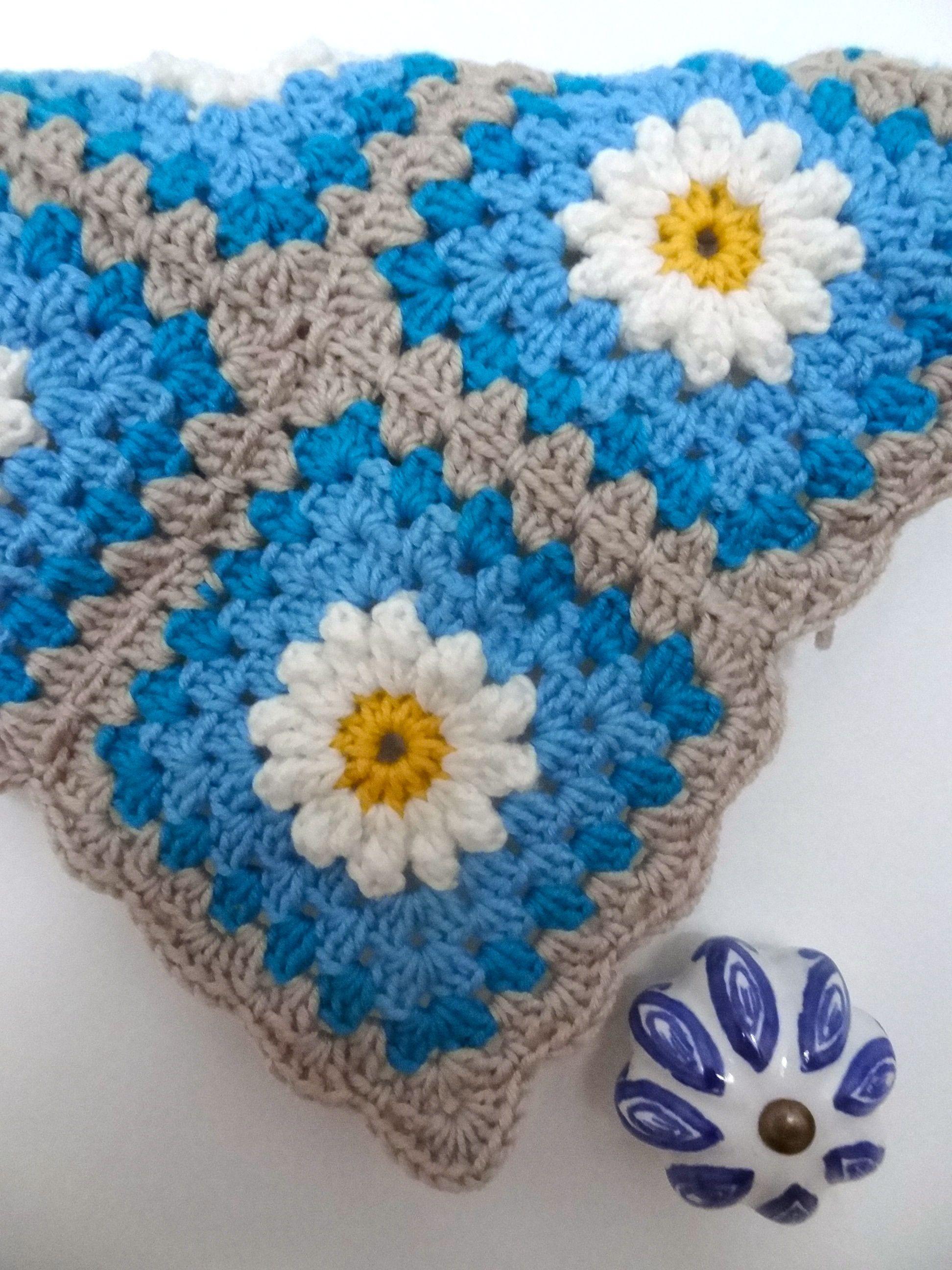 DSC06656 | Häkeln Crochet Granny Patchwork Decken | Pinterest ...
