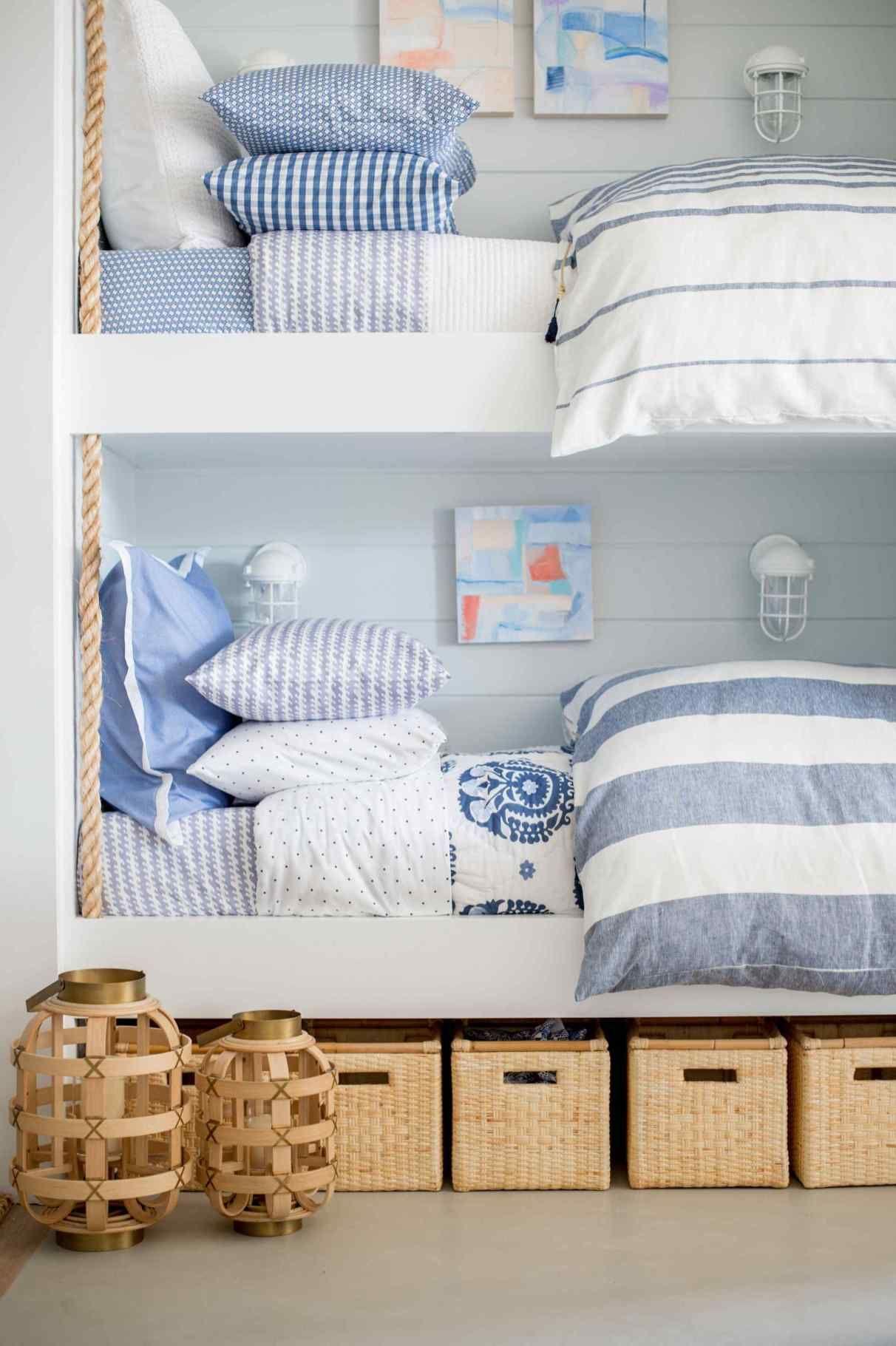 35 Types Of Unique Nautical Bedroom Ideas Coastal Style Boy Rooms