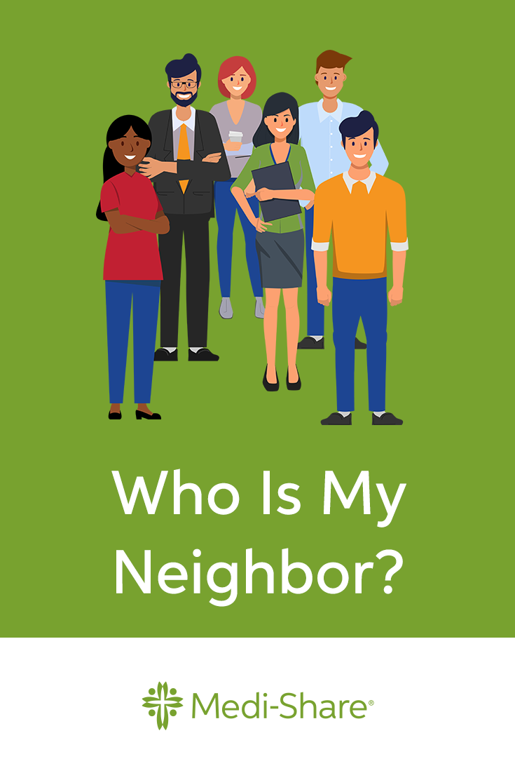 Who Is My Neighbor? in 2020 Who is my neighbor, Easy to