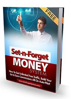 FREE Set \ Forget Money System (Rebrandable) Catherine Brian - copy free blueprint design app