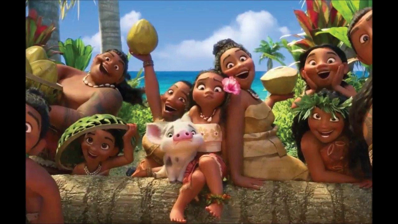 Til Moana Is Called Vaiana In Europe Because Of A Popular European