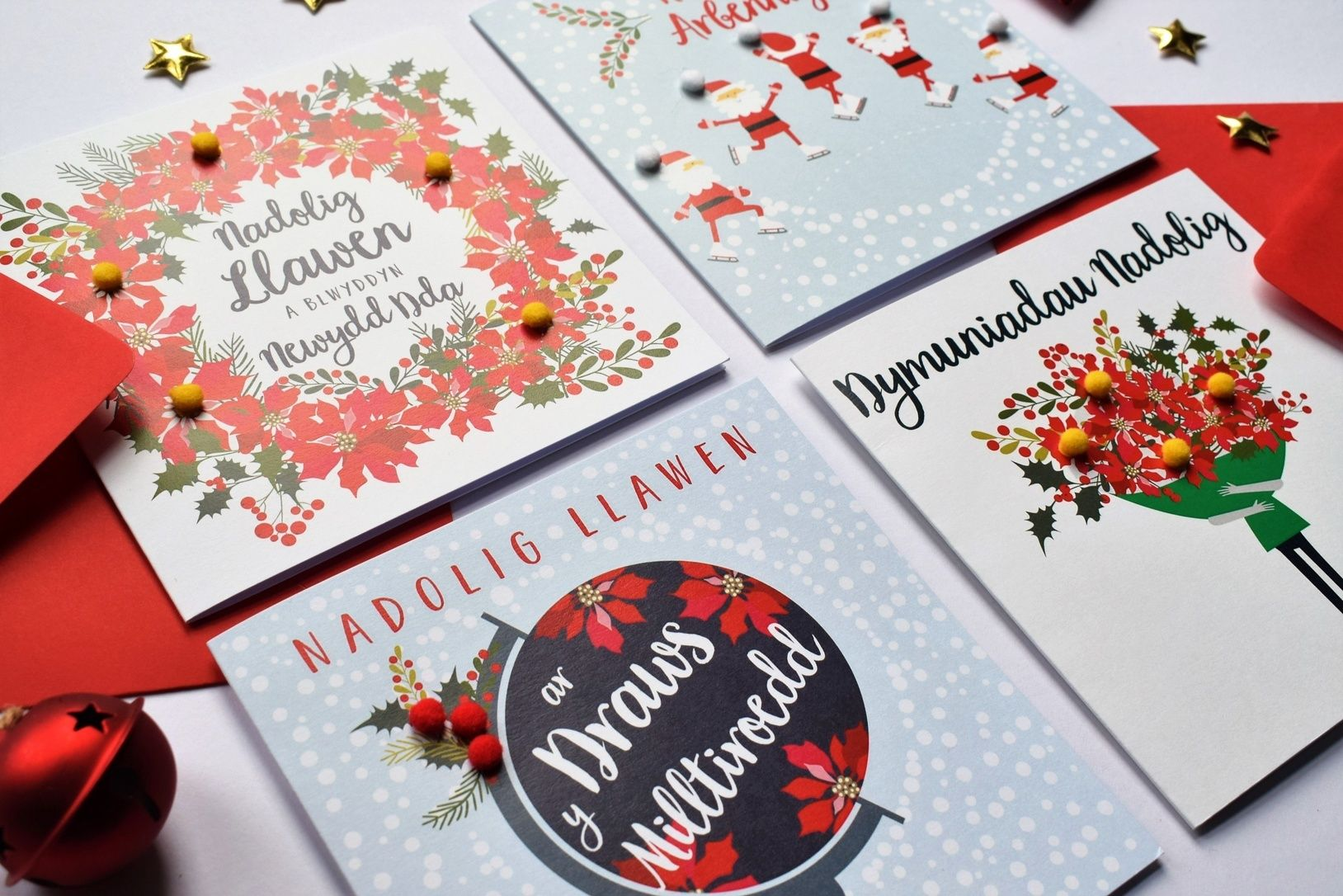 All of our christmas cards are available in welsh too all of our christmas cards are available in welsh too welshlanguage welshchristmascards kristyandbryce Image collections