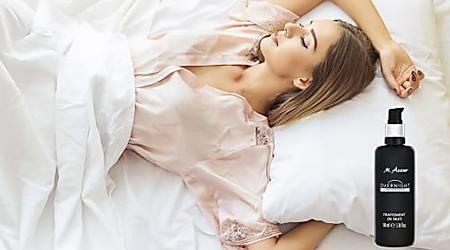 Morgens mit strahlendem Teint aufwachen? Es kann so einfach sein.