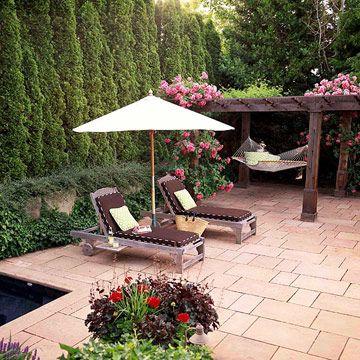Patio Furniture Ideas For An Amazing Outdoor Room Modern Garden Design Garden Design Better Homes And Gardens