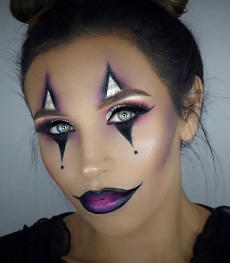 Halloween Creative Girly Scary Makeup With Images Diy