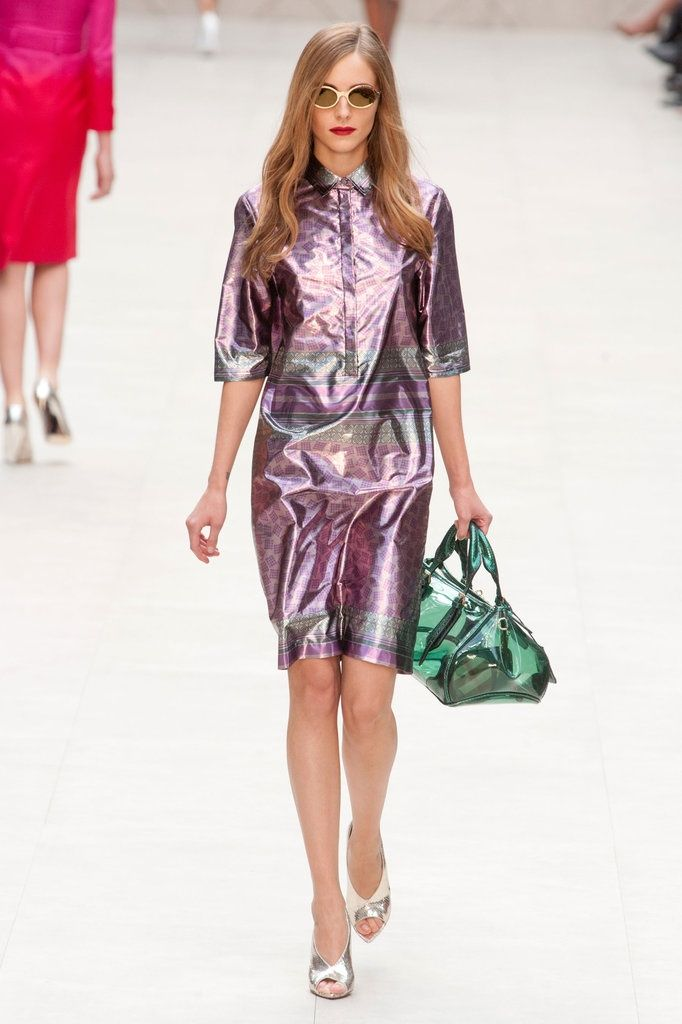 Here's the thing (or a few things) about the Burberry Prorsum Spring 2013 lineup you should know right off the bat. Description from pinterest.com. I searched for this on bing.com/images
