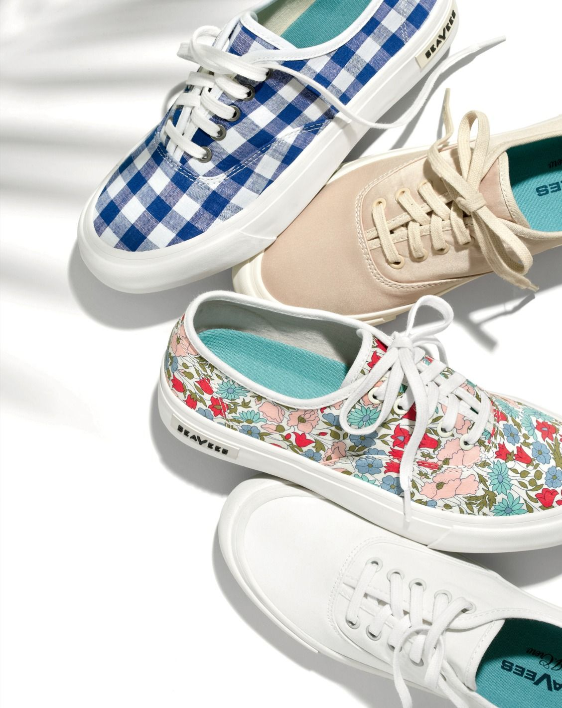 Exclusive Seavees for J.Crew women's. Originally designed in the 1960s in  California,