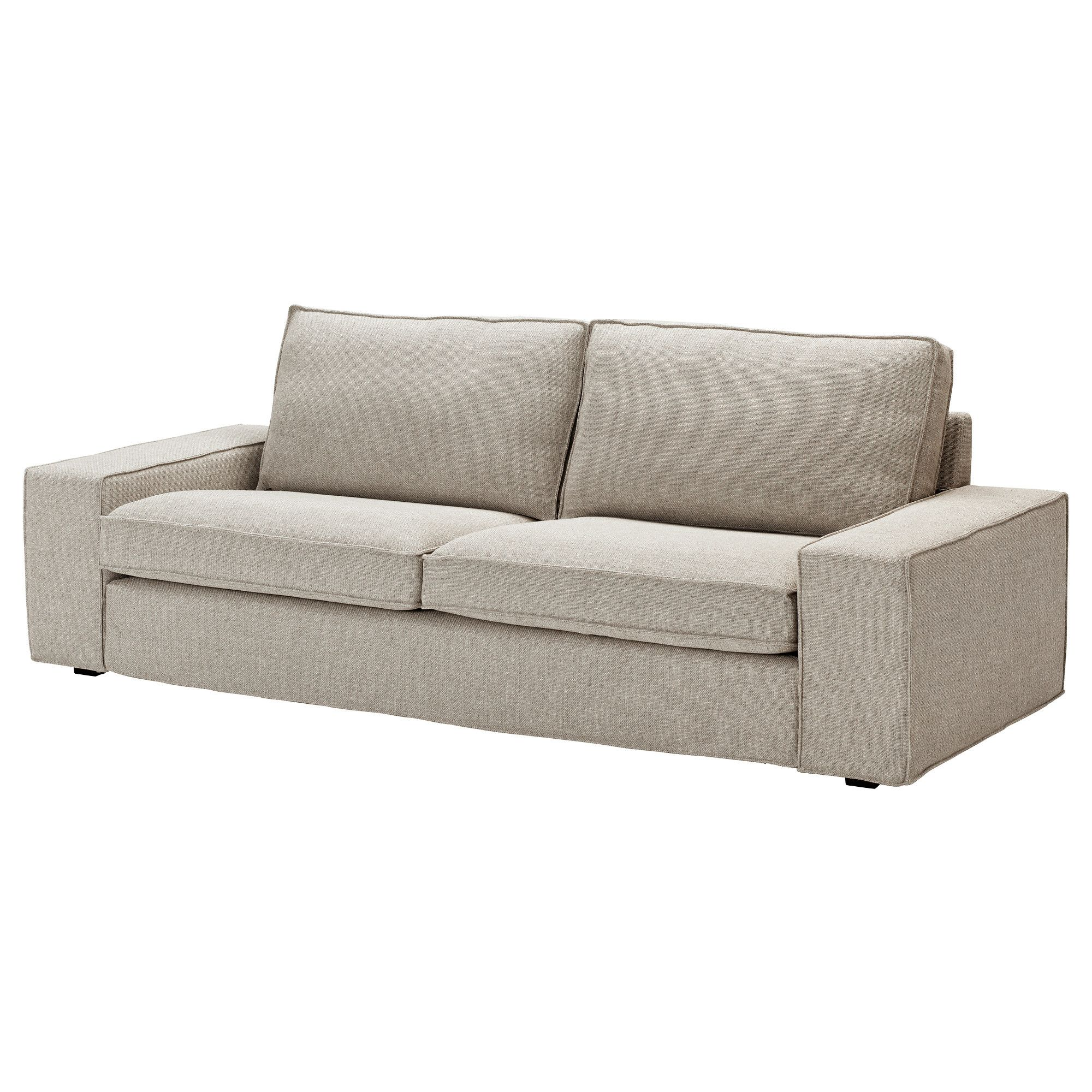 Bettsofa Kivik Ikea Kivik Loveseat Tenö Light Gray For Our Home Haus
