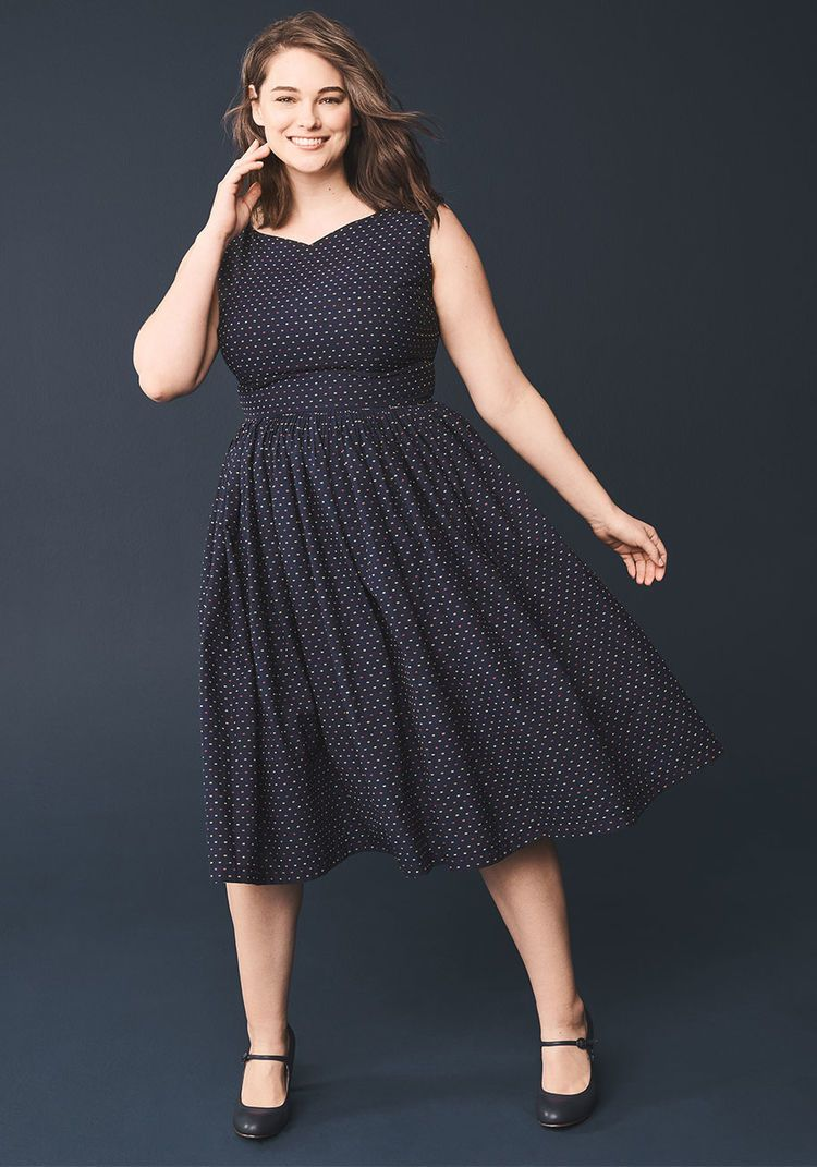 Fabulous Fit And Flare Dress With Pockets Plus Size Cocktail Dresses Fit And Flare Cocktail Dress Navy Cocktail Dress