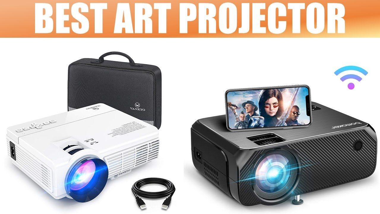 what is the best digital art projector