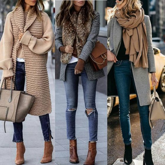 Photo of 27 süße Herbst Outfits für Frauen   Herbstmode The Finest Feed
