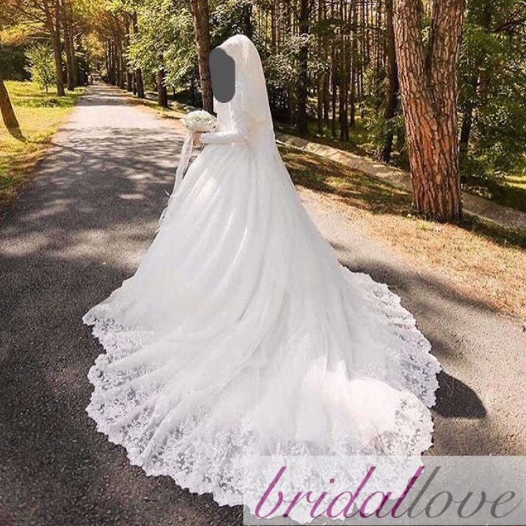 Brautkleid Hijab / Preis auf Anfrage / Massanfertigung können wir ...