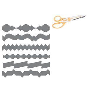 Contemporary Set 6 pack - Paper Edger