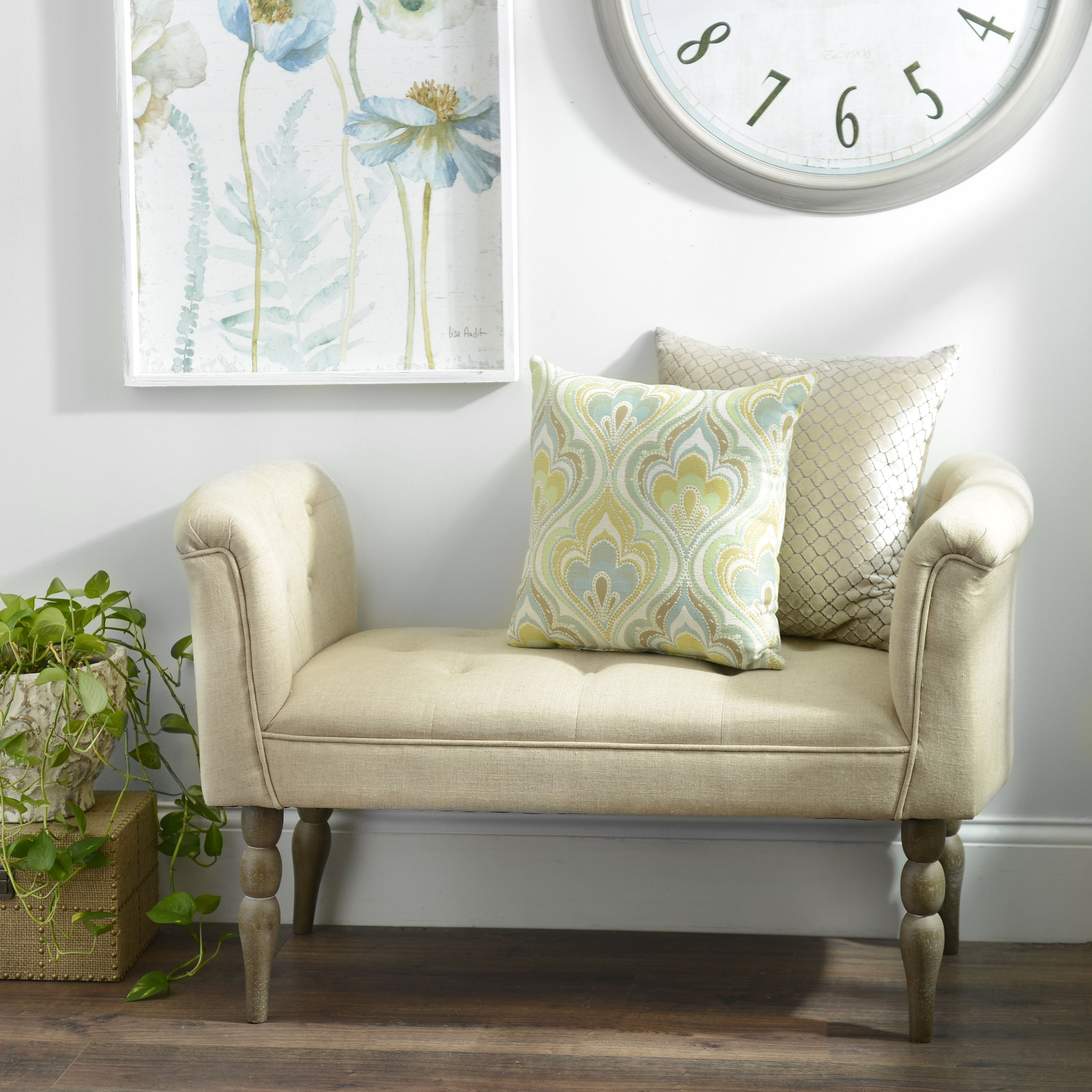 Every Room Needs Seating Benches In The Entryway Chairs Dining