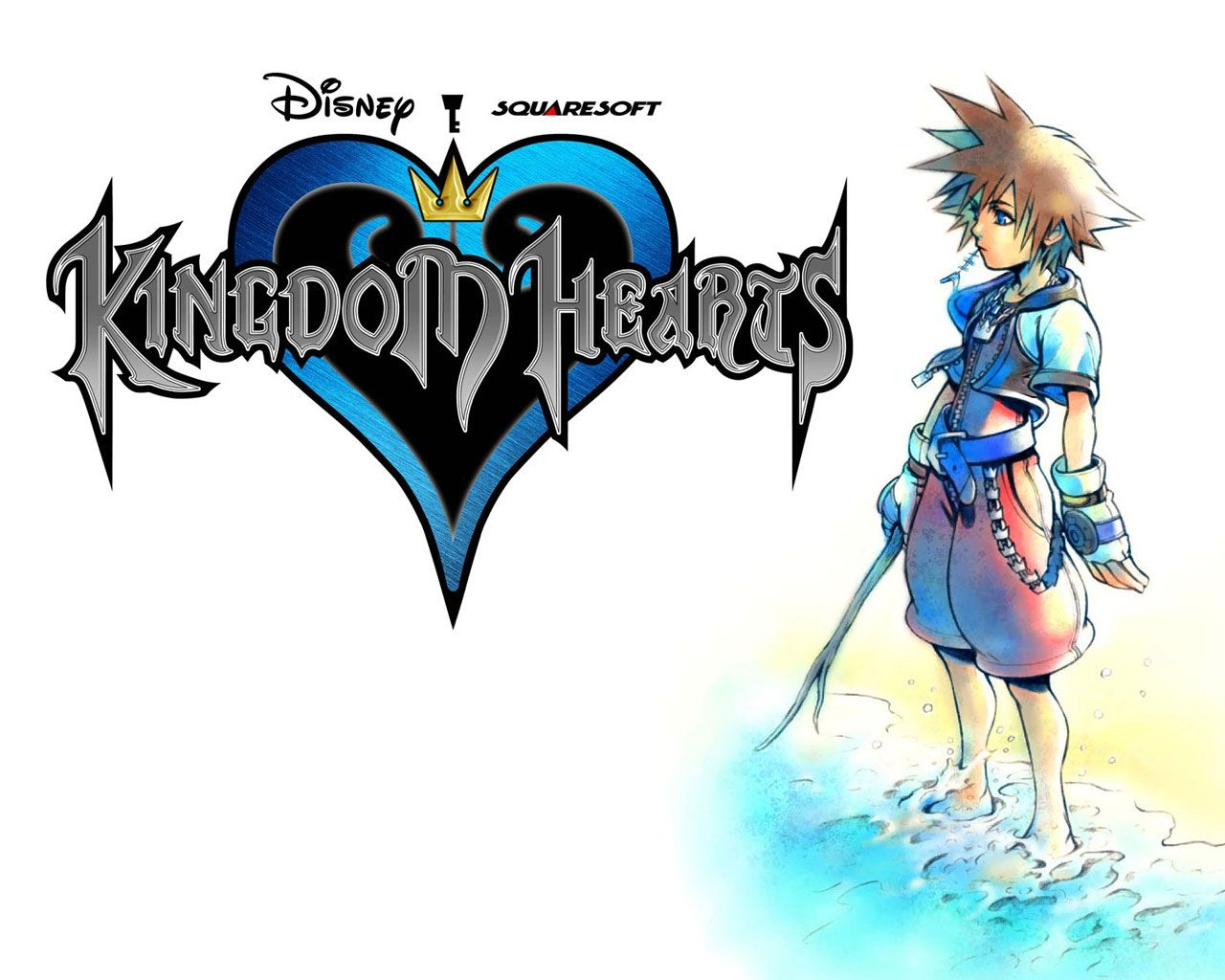 Kingdom Hearts Computer Wallpapers Sora kingdom hearts