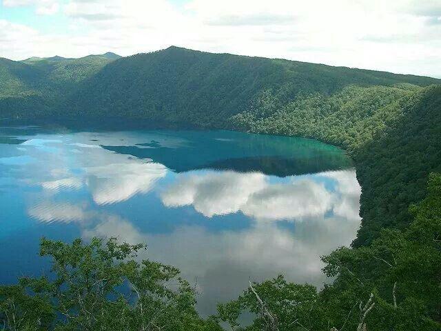 Lago Masyuko, Japón