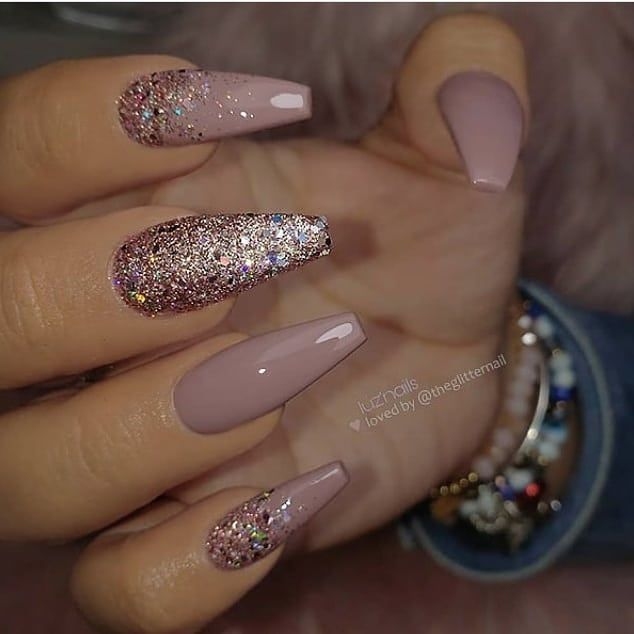 "Photo of Nails Beauty on Instagram: ""Follow us:@nailss_beauuty . . . . . #hudabeauty #v… – Nadine Bl…"