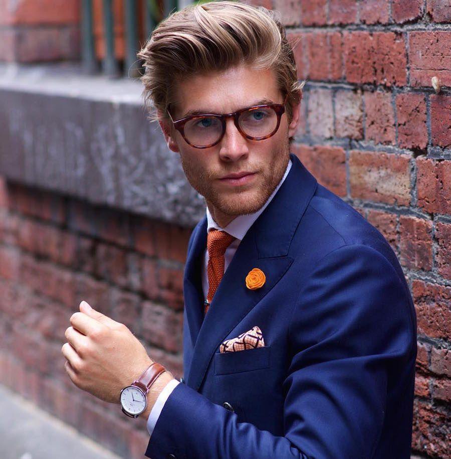 21 Medium Length Hairstyles For Men T H E Look Pinterest Hair