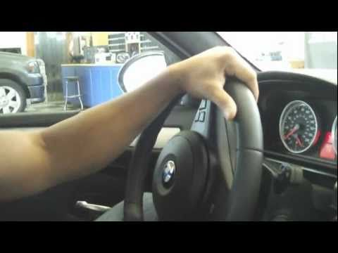 BMW M5 Car Stereo System Installation - Breakers Stereo Oxnard, CA