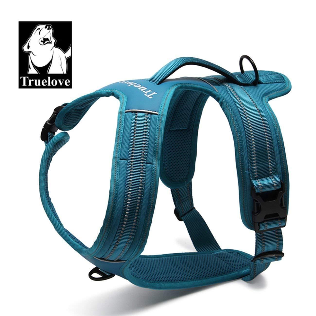 Truelove Hybrid No Pull Heavy Duty Dog Harness W Shoulder